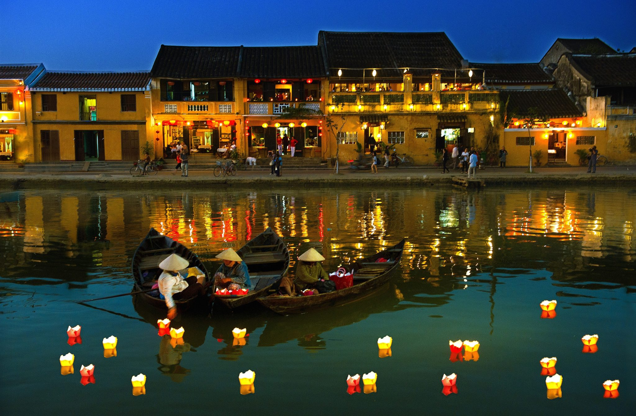Hoi An, an ancient town