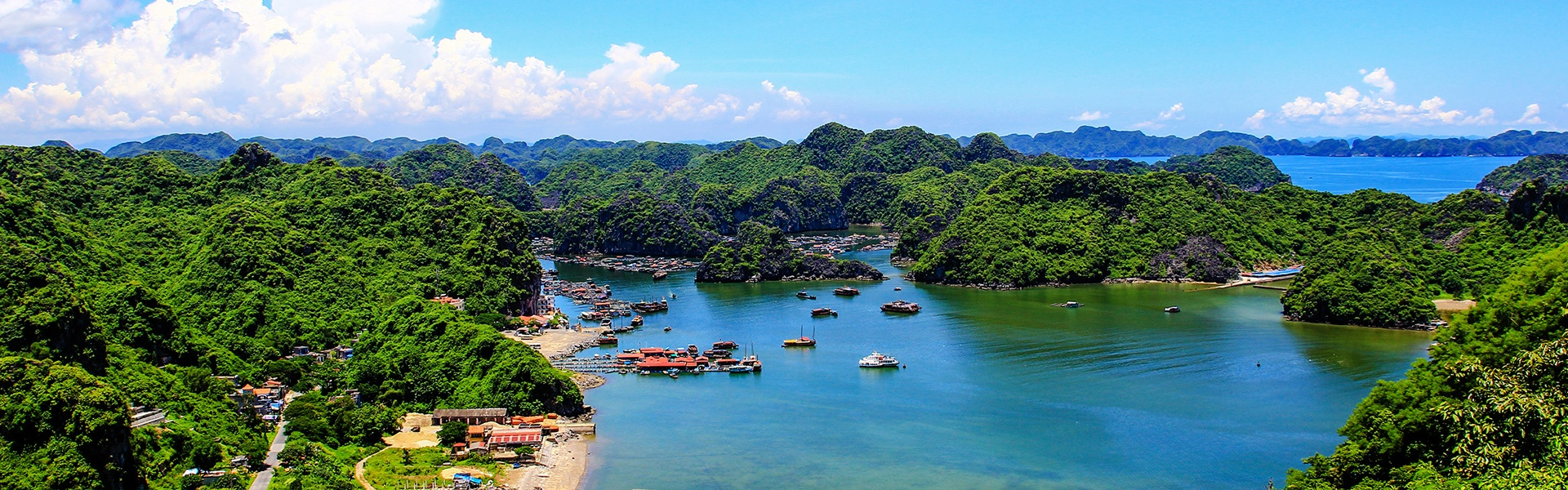 cat ba island in hai phong city - Cat Ba island in Hai Phong City