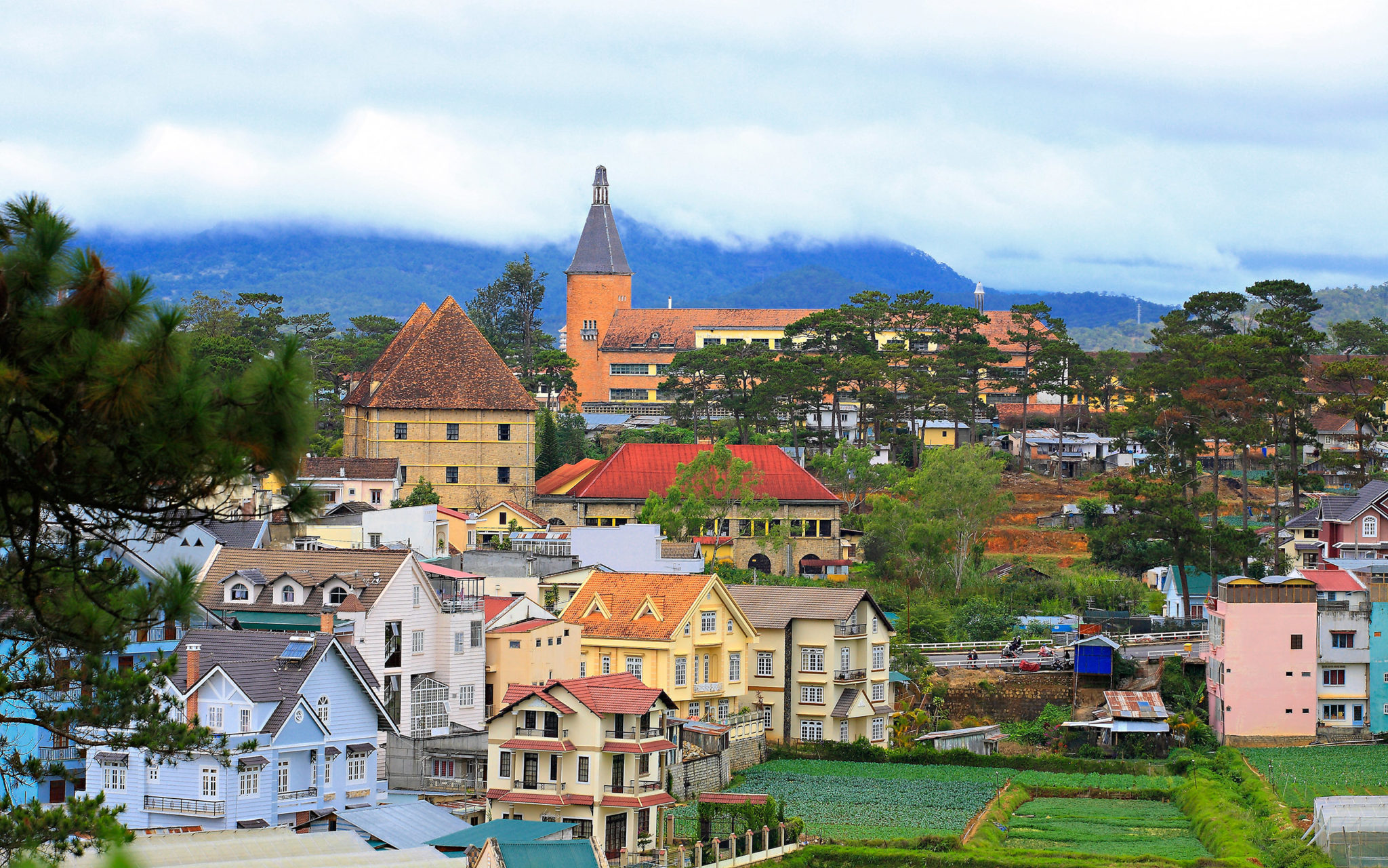 Dalat, the City of Eternal Spring.