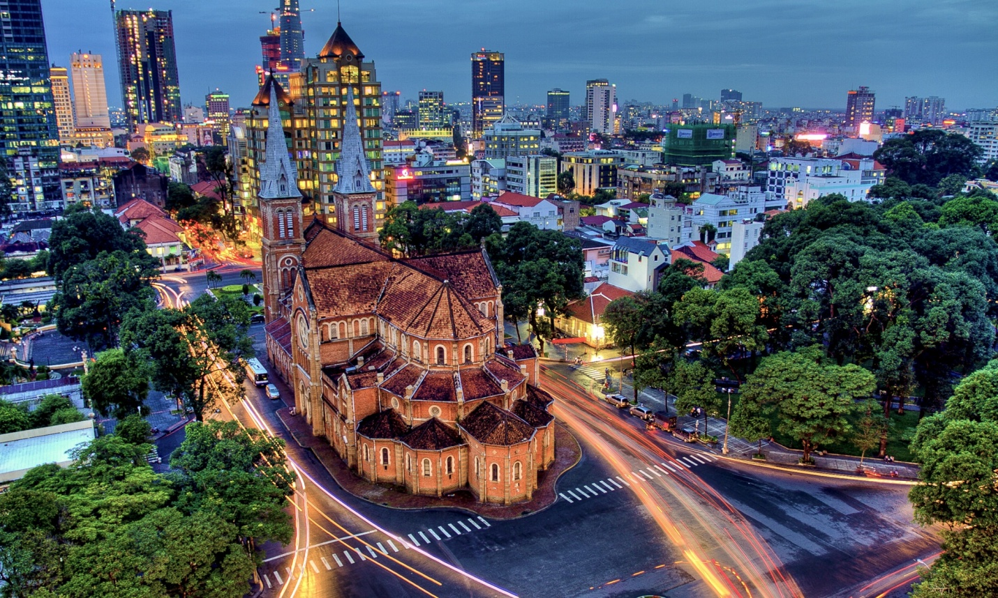 Vietnam, one of most Southeast Asia's delightful nation.
