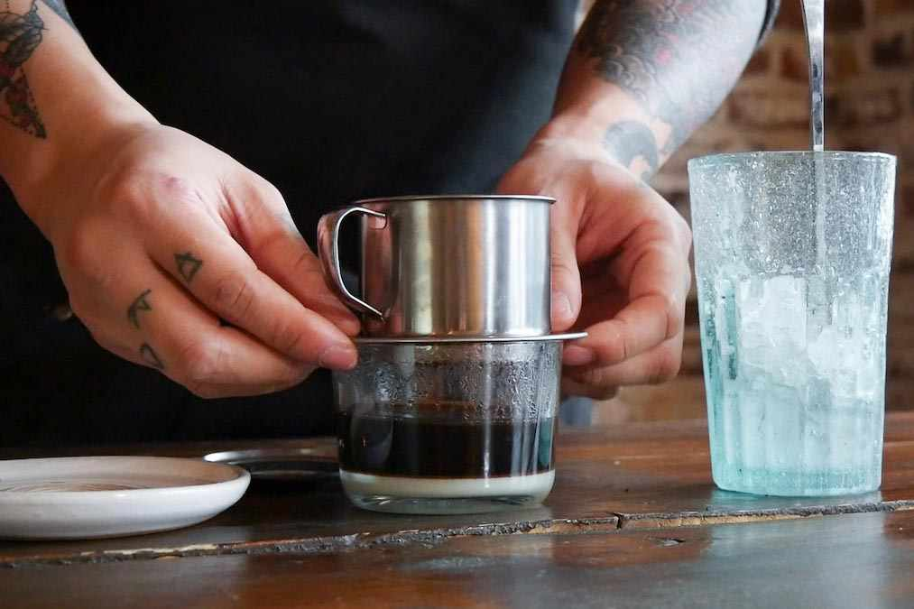 Vietnamese Coffee - the paradise of real coffee