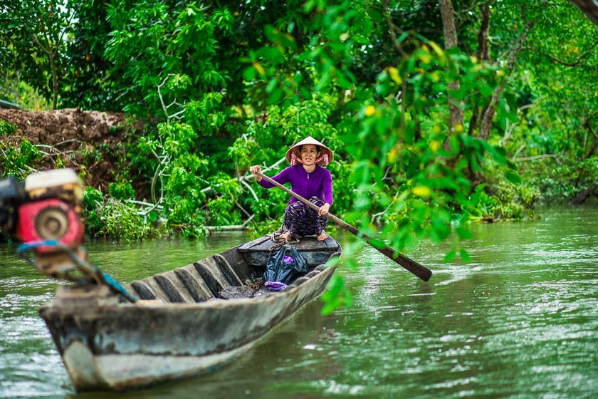 Travel guide of Cai Be in the Mekong Delta
