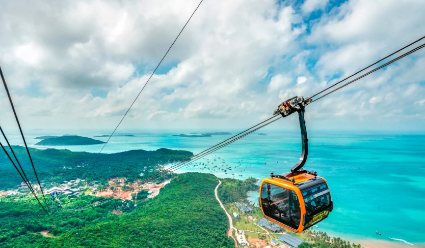 where phu quoc 3 - Where is the pearl Phu Quoc Island located?