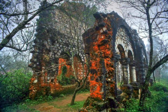 ancient monastery in ta phin e1482122643680 - Things to do in Sapa, Vietnam