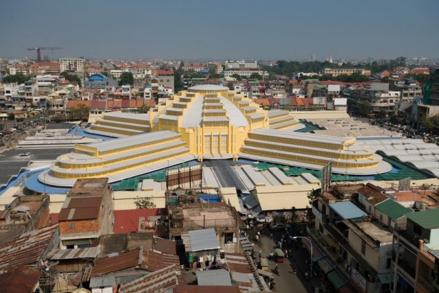 central market e1479098808826 - Destinations for shopping in Phnom Penh