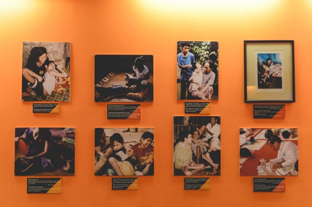exhibition halls on the effect of agent orange e1493435334217 - Vietnam War Remnants Museum