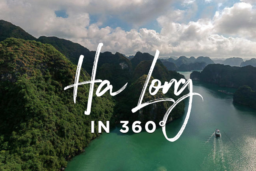 halong20bay20360 - Vietnam's Heritage Sites in 360 degrees