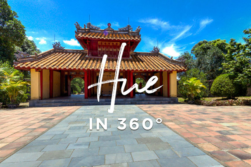 Vietnam's Heritage Sites in 360 degrees