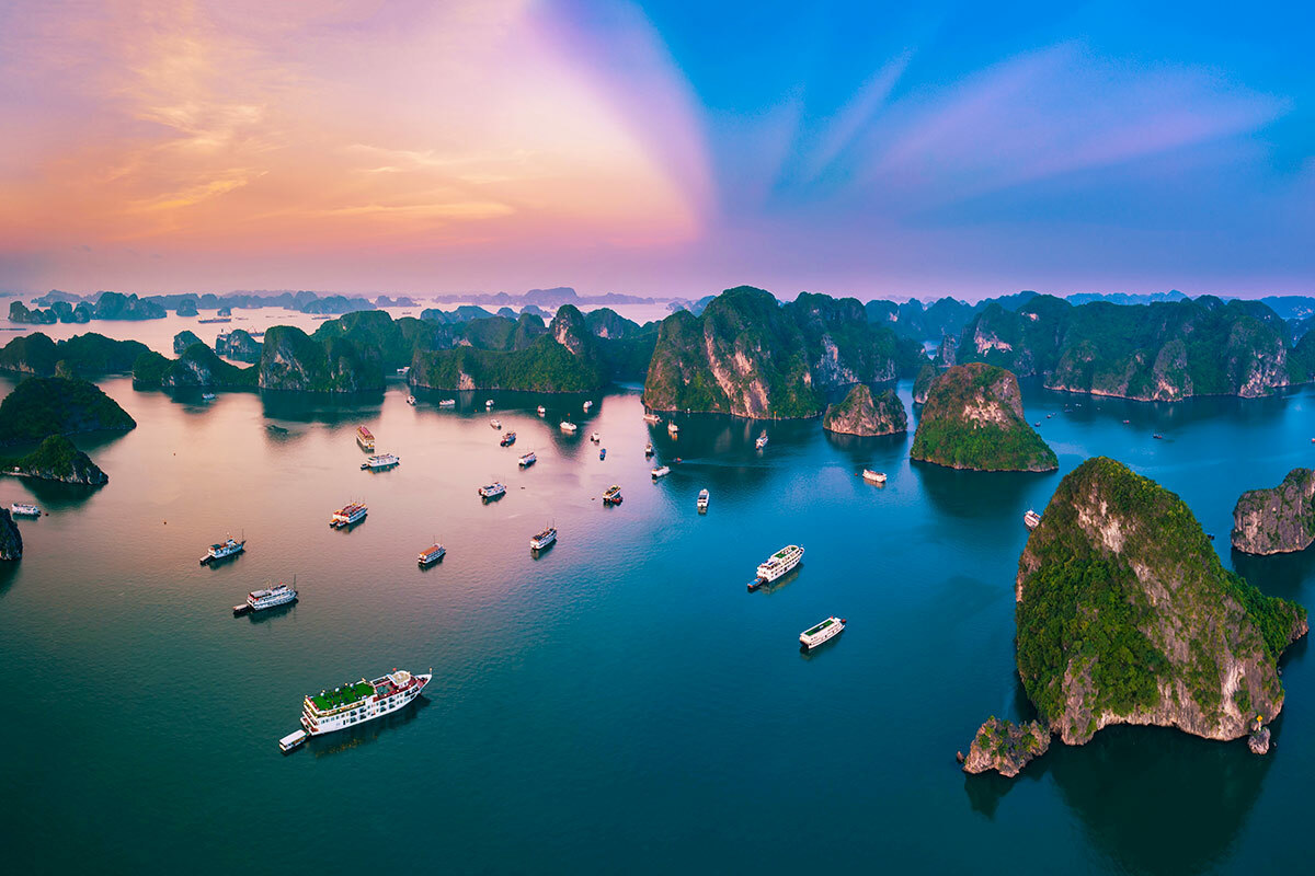 Thing to do in Halong Bay, Quang Ninh