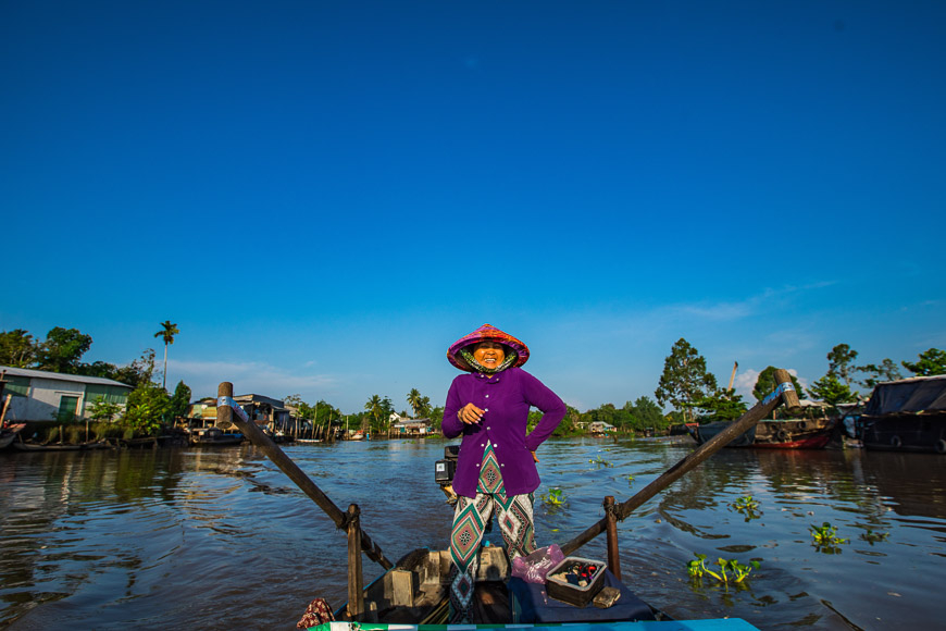 5 unique towns in the Mekong Delta