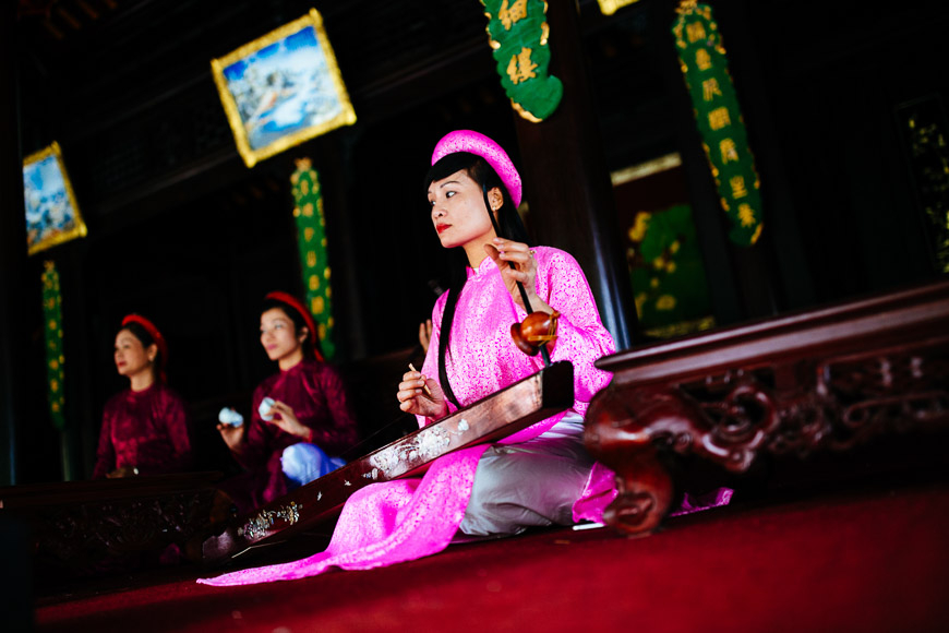 All about ao dai: Vietnam's national dress