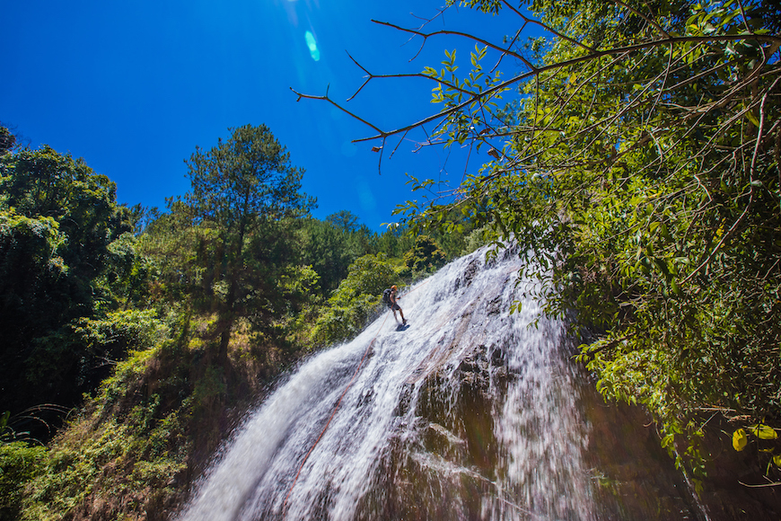 dalat20canyoning - 10 reasons you'll love Vietnam