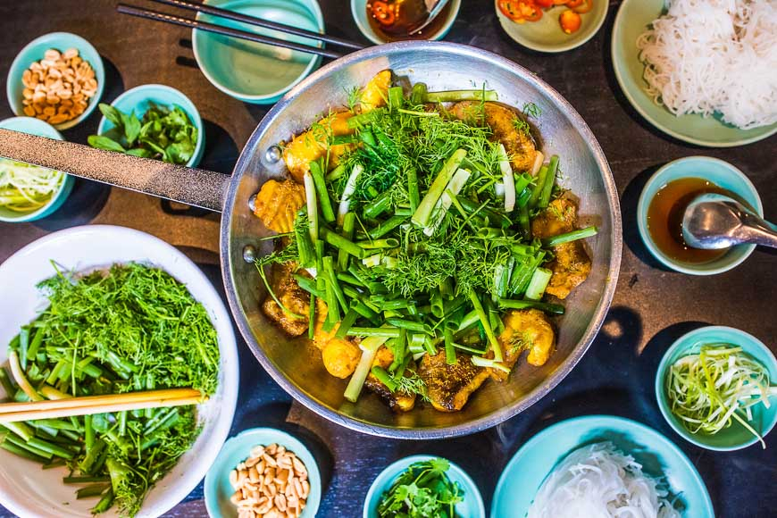 cha20ca20la20vong - 10 must-try Hanoian dishes