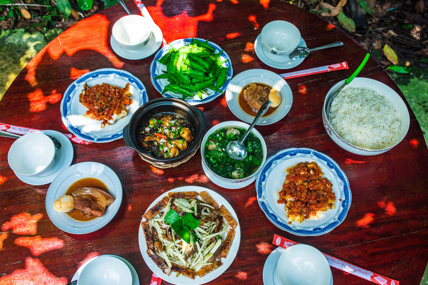 mekong20delta20local20lunch - 5 reasons you'll love Can Tho